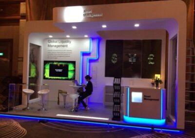 FSM Exhibition Booth