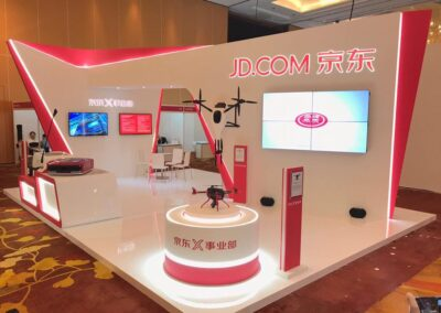 JD Exhibition Booth
