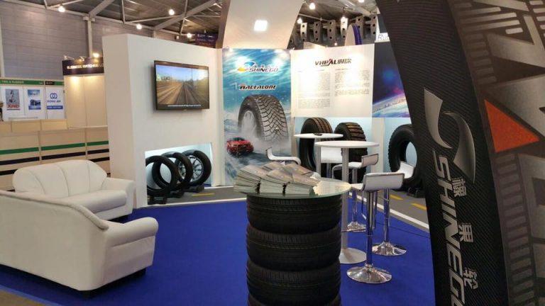 tyre exhibition